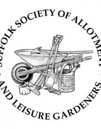Suffolk Society of Allotment and Leisure Gardeners logo